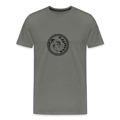 Anklitch - Mannen Premium T-shirt