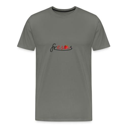 fresa - Camiseta premium hombre