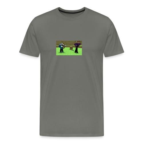 haha - Männer Premium T-Shirt