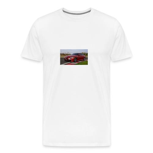 alfa-romeo-giulia - Maglietta Premium da uomo