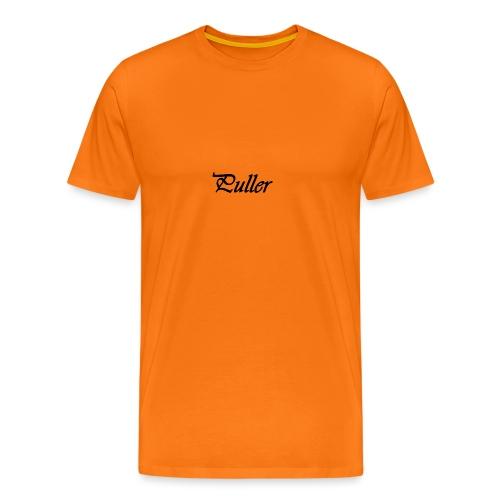 Puller Slight - Mannen Premium T-shirt