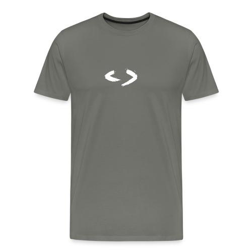Refernite Logo Collection - Premium-T-shirt herr