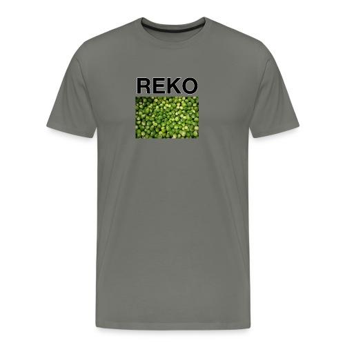 REKOpaita ruusukaali - Miesten premium t-paita