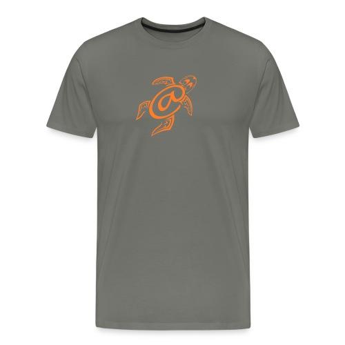 Tortuca - Maglietta Premium da uomo