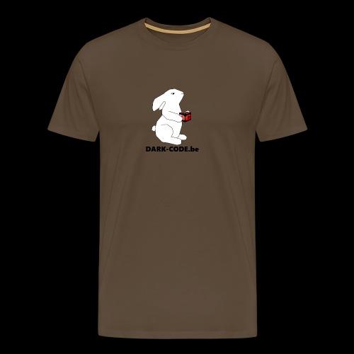 whiterabbit - T-shirt Premium Homme