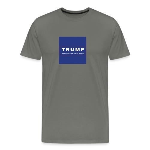 trump - Mannen Premium T-shirt