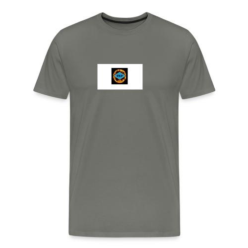 Mangler du et logo? - Herre premium T-shirt