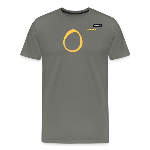 Home symbol - Men's Premium T-Shirt