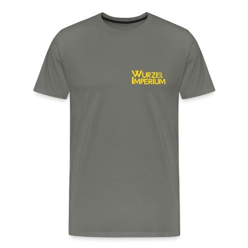 Wurzelimperium Logo Vektorgrafik - Männer Premium T-Shirt