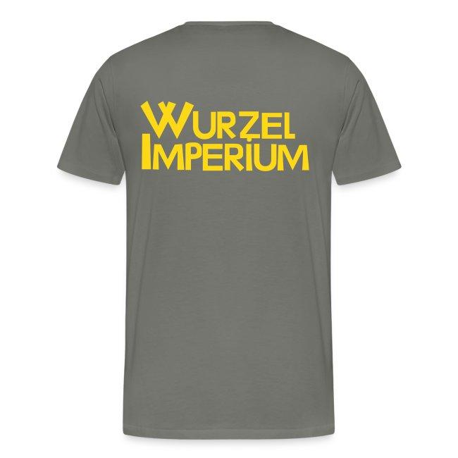 Wurzelimperium Logo Vektorgrafik