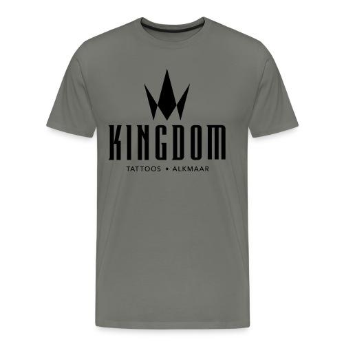 Logo KingdomTattoos - Mannen Premium T-shirt