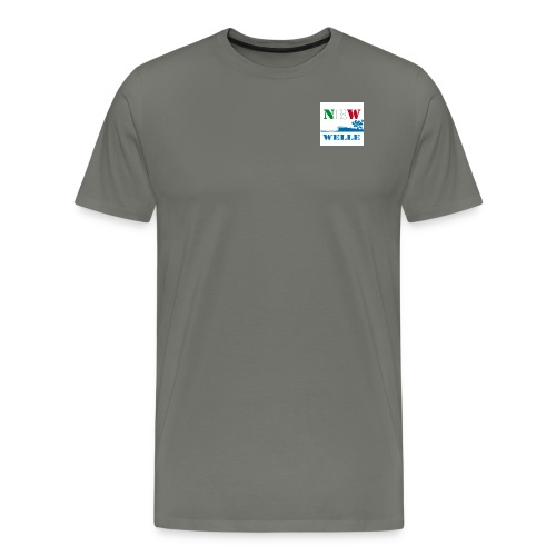 radio de 300x300 png - Männer Premium T-Shirt
