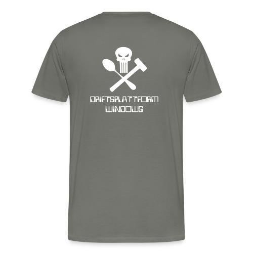 SpoonAndBanhammer - Men's Premium T-Shirt
