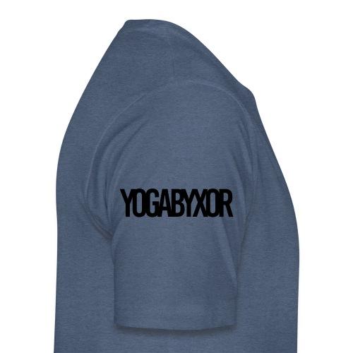 yogabyxor1 - Premium-T-shirt herr