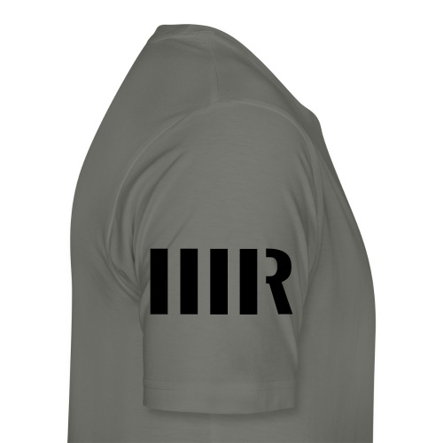 MARIUSRENZLOGO ohneName k - Männer Premium T-Shirt