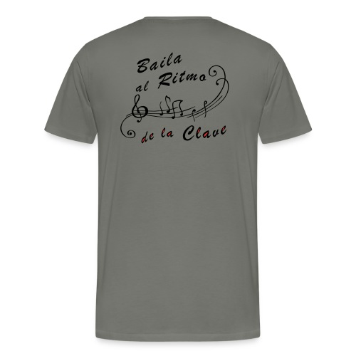scrittaretro2 colori - Maglietta Premium da uomo