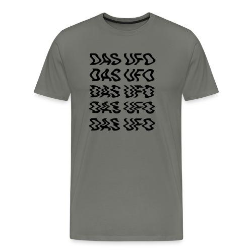 WAVES // DAS UFO - Männer Premium T-Shirt