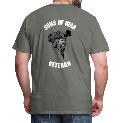 Veteran - Herre premium T-shirt