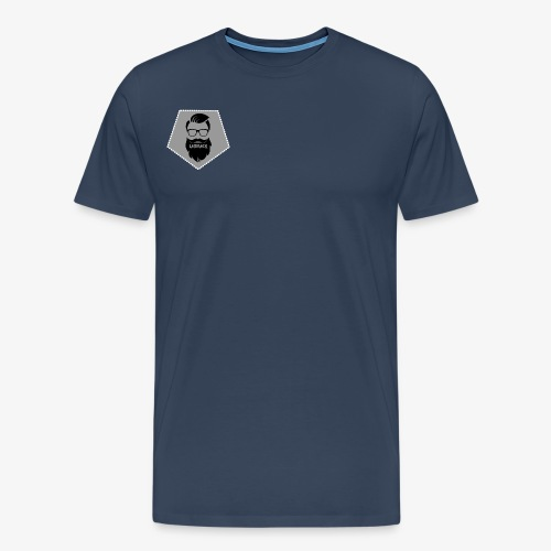 Official Laidback Logo - Men's Premium T-Shirt