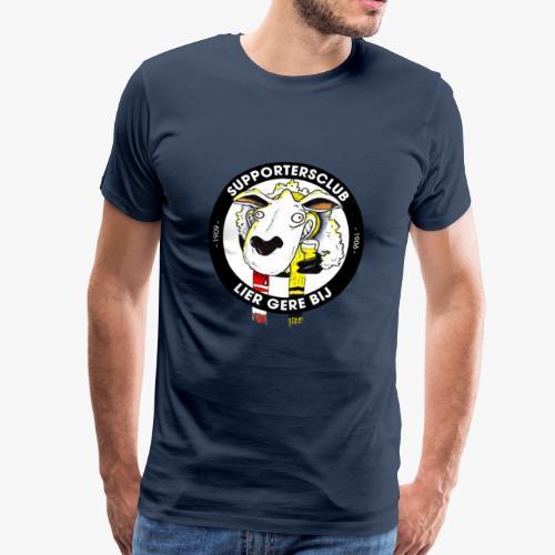 SC Lier Gere Bij logo - Mannen Premium T-shirt