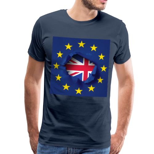 Brexit Britain - Men's Premium T-Shirt