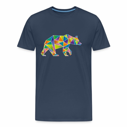 Nature Bear - Men's Premium T-Shirt