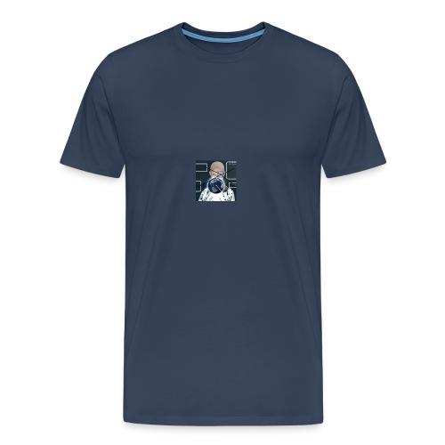 ariel digit album cover - Men's Premium T-Shirt