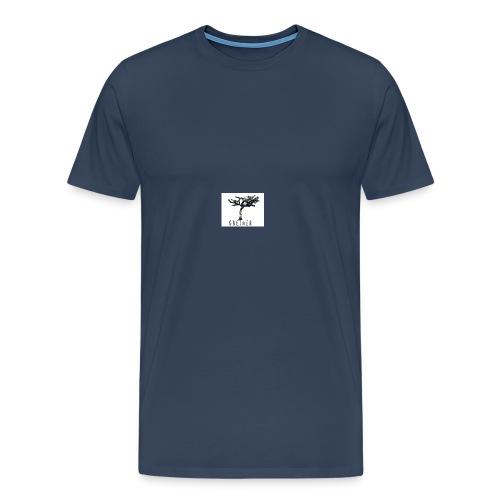 Greiner - Premium T-skjorte for menn