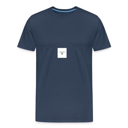gant - Premium-T-shirt herr