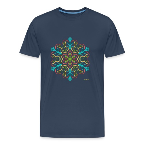 Llego la primavera - Camiseta premium hombre