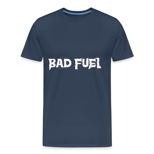 Bad Fuel logo - Men's Premium T-Shirt