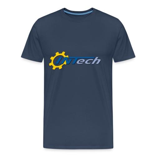 intech_logo - T-shirt Premium Homme