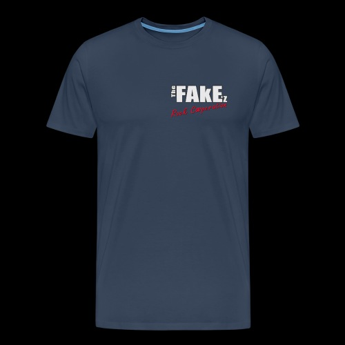 FAKE z Rock Cooperation - Männer Premium T-Shirt