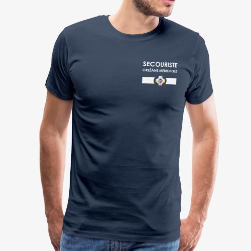 Gamme Secouriste FFSS - T-shirt Premium Homme