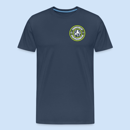 New Generation - Vereinslogo - Männer Premium T-Shirt