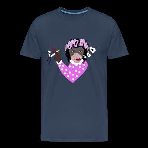 FEMALE MONKEY - Men's Premium T-Shirt