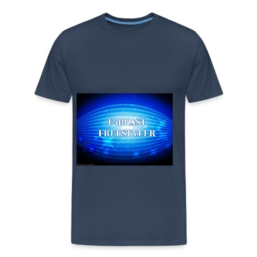 f4beast freestyler - Men's Premium T-Shirt