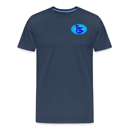 rudsjo_rund_transparant - Premium-T-shirt herr