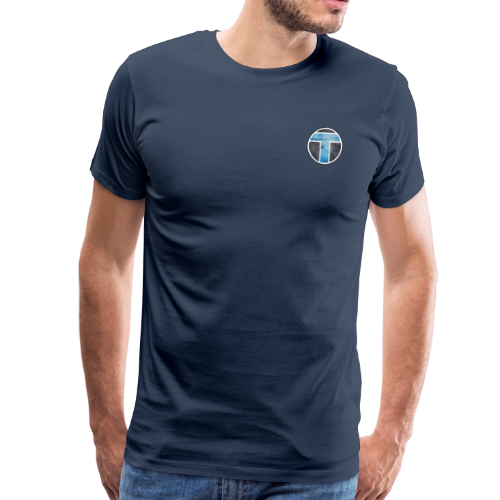myTitania-LOGO - Männer Premium T-Shirt