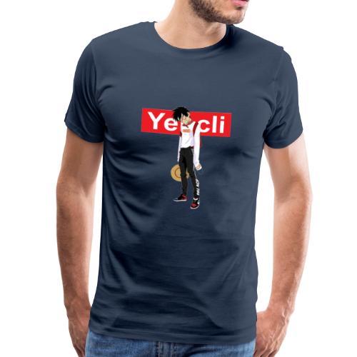 Yencli x One Piece Luffy - T-shirt Premium Homme
