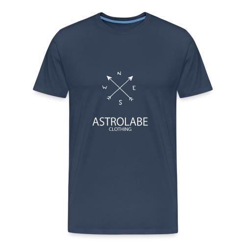 Tshirt Astrolabe Blanc - T-shirt Premium Homme