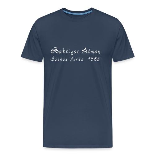 Bahtiyar Atman - Männer Premium T-Shirt