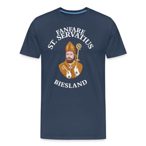 Fanfare St Servatius - Mannen Premium T-shirt
