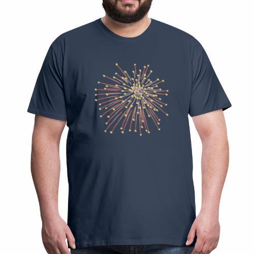 Universo en expansión - Camiseta premium hombre