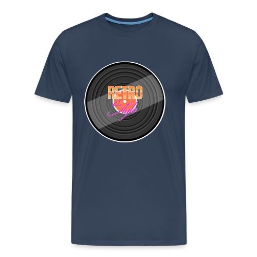 Retro Tshirt! - Männer Premium T-Shirt