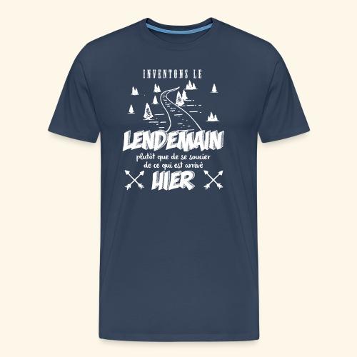inventer l'avenir - T-shirt Premium Homme