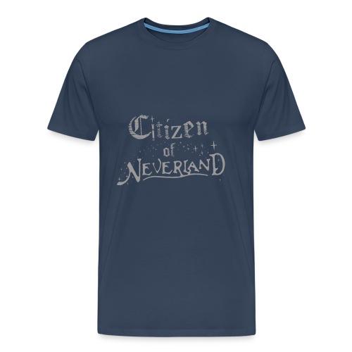 Citizen of Neverland - Men's Premium T-Shirt
