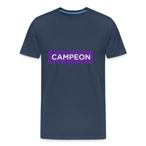KlassiskCampeon - Premium-T-shirt herr
