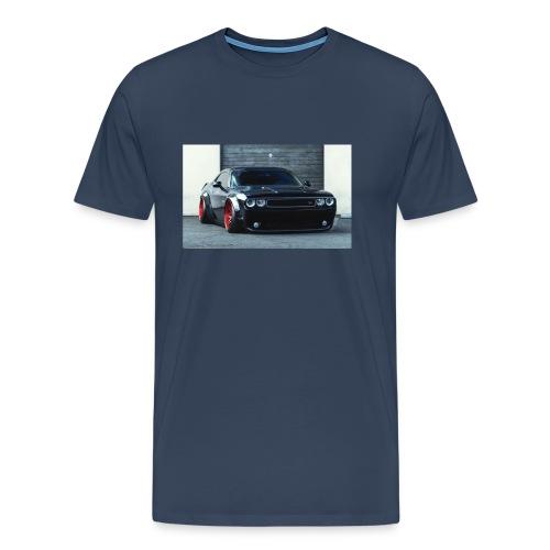 car❤️ - Männer Premium T-Shirt