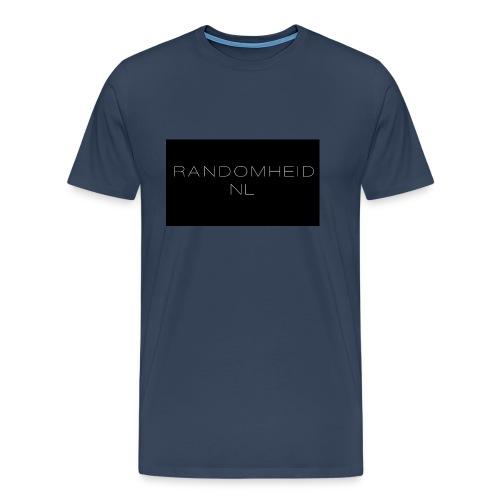RandomheidNL knuffelbeer - Mannen Premium T-shirt